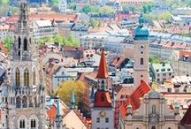 Central Europe: Austria, Czech Republic, Germany, & Slovakia / Travel planning for a trip to Austria, Czech Republic, Germany, and Slovakia!
