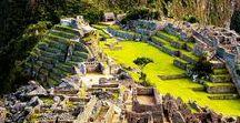 Peru / Travel planning and inspiration for Peru