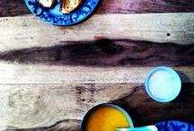 food / leuk om je eigen voedsel zo mooi mogelijk vast te leggen alvorens het te verorberen