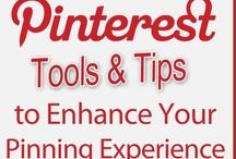 ( Pinterest Info & Tips ) / Pinterest Information, Programs & Tips