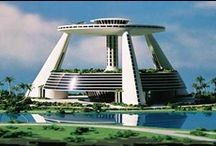( The Venus Project ) / Futurist ~ Jacque Fresco ~ The Venus Project  Among other things, he's an industrial designer, an inventor, a social engineer & a futurist – sort of Leonardo Da Vinci of our times. With Roxanne Meadows, he's running a rather ambitious project called The Venus Project. The aim is to literally design a better, more fair & efficient future using pretty much every science known to mankind. A lot of emphasis is on the importance of social re-design, eco-friendly industry.......He Is A Genius...
