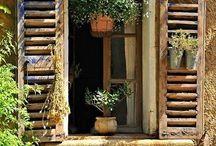 container gardening / by Michelle Bruner