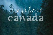 CANADA / by Patricia Martin