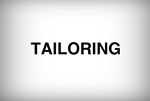 Tailoring / timeless style- / by Santi Carballo