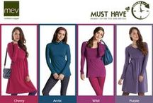 MEV Styling / Styling suggestions to spruce up your MEV wardrobe!