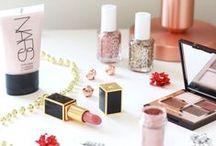 Makeup / Sobre maquiagem, produtos de beleza e etc.