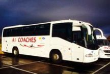 70 Seater Coach Hire
