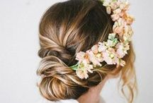 Hair / Sobre cabelos, penteados, coloração...