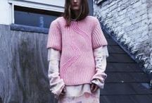 sweaters | knits / A collection of the most amazing sweaters that inspire my designs daily / by Andi Ballard Sharp
