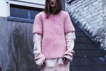 sweaters | knits / women's sweaters and knits / by Andi Ballard Sharp