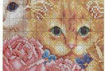 Cross Stitch-Birds&Animals / Cross Stitch / by wafaa ali
