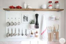 { get organized } / CleanPath tips for organization. Exclusively at Walmart. www.mycleanpath.com  / by CleanPath