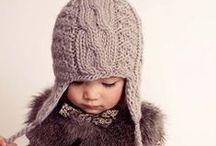 Bien au chaud pour l'hiver / Tendances hivernales pour enfants