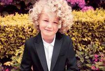 La mode pour les mini-gentlemans / Collections destinées aux garçons de 2 à 14 ans