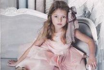 Petites princesses / Mode pour les filles de 2 à 14 ans