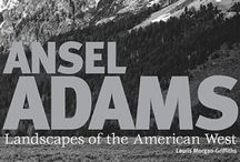 Ansel Adams~Photography / Ansel Easton Adams (1902-1984) was an American photographer and environmentalist. His black-and-white landscape photographs of the American West, especially Yosemite National Park, have been widely reproduced on calendars, posters, and books.  / by Patricia Martin