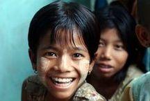 Myanmar and Laos ສປປລາວ / by Patricia Martin