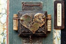 assemblage ideas / inspirational creations