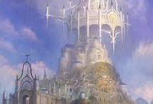 Miasta i architektura elfie