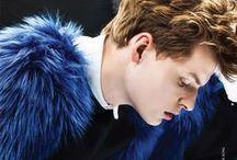 Fur  and Male Fashion