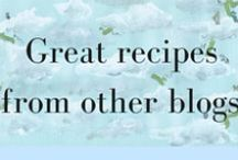 Great recipes from other food bloggers / A collection of great recipes from food bloggers around the world
