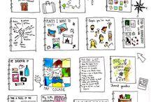 Journel ideas & drawings