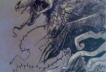 ~ART: Monsters~