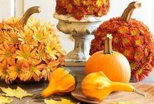 Fabulous ideas for Fall / by A Little CLAIREification