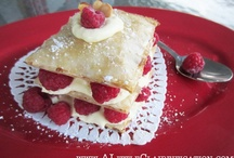Desserts / Fabulous Dessert Recipes / by A Little CLAIREification