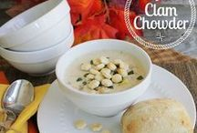 Soup, Stew, Chili & Chowder / Soup, Stew, Chili & Chowder Recipes / by A Little CLAIREification