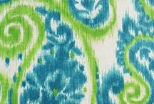 Outdoor Fabrics / We've got outdoor fabrics in a wide range of colors and designs - with something to please every taste!