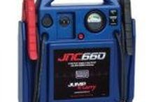 Battery Jump Starters / Automotive Jump Starters and Battery Packs