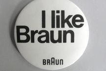 Braun (retro-) design / by Paul Keijbets Photography