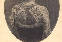 Vintage Ink / Tattoo history.
