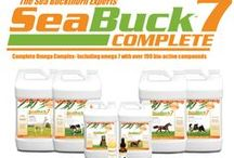 SeaBuck 7- The Original Sea Buckthorn Pet Supplements / Sea buckthorn products for your pets and livestock: Cats, dogs, llamas/alpacas, equine, and cattle.