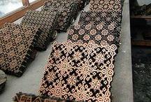 Everything about Batik / History of batik, batik production method, etc