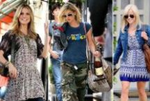 Celeb Wear Batik on the Spot / Celebrity style when they are wearing batik fashion