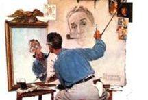 Norman Rockwell & similar