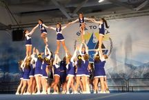 Cheerleading / Dedicated Cheer mom for 14 years. What a CRAZY ride! / by Libby Kennedy