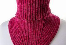 Huivit, kaulurit (shawls, cowls)