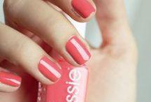 Nails. / Fav Nail Polish Colors and Styles