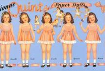 Paperdolls / Dolls / Dionne vijfling