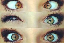 Make Up ~EyeMakeUp / Tips, Tricks & Inspiration