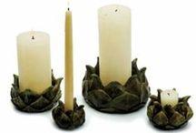 Glass & Candle Accessories by Campo de' Fiori