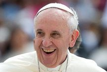 Celebrities - Pope Francis / His words...