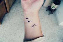 Tattoos¶ / inspiration ^^