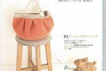 Virkatut kassit (crochet bags)