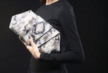 Leather Clutch Bags Collection by Soka / I love to share my interest about high fashion leather clutch bags