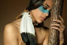 Culture - Indians / The beauty of native indians....