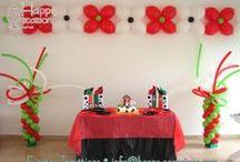 Fiesta Vacas / Decoración Fiesta Vacas www.happy-occasions.com https://www.facebook.com/HappyOccasions